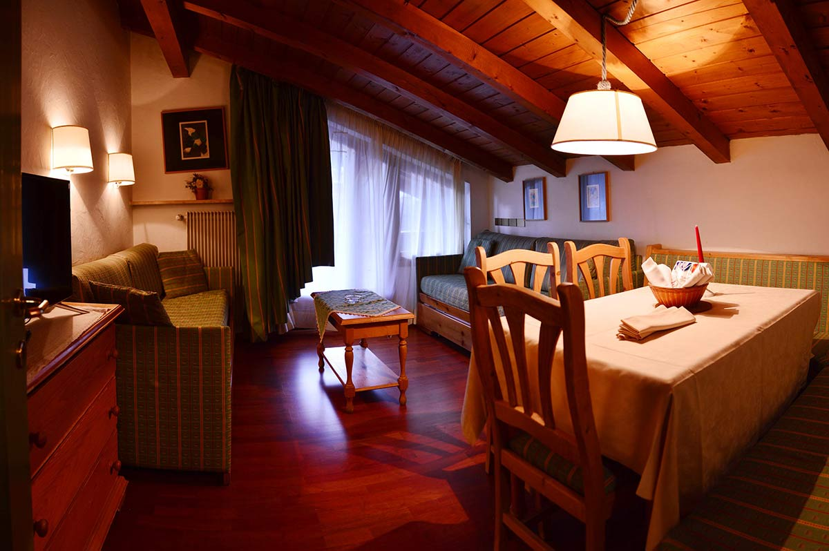 Rental Apartments Sport Hotel Astoria La Villa in ALTA BADIA