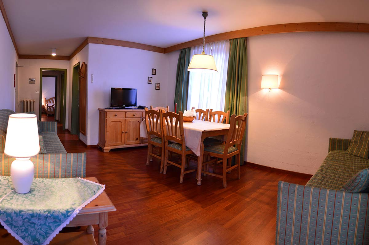 Apartments for rent Sport Hotel Astoria La Villa in ALTA BADIA