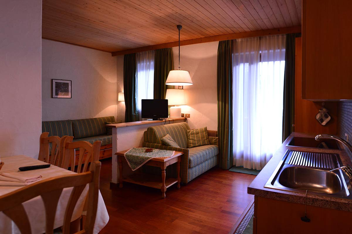 Flats for rent Sport Hotel Astoria La Villa in ALTA BADIA