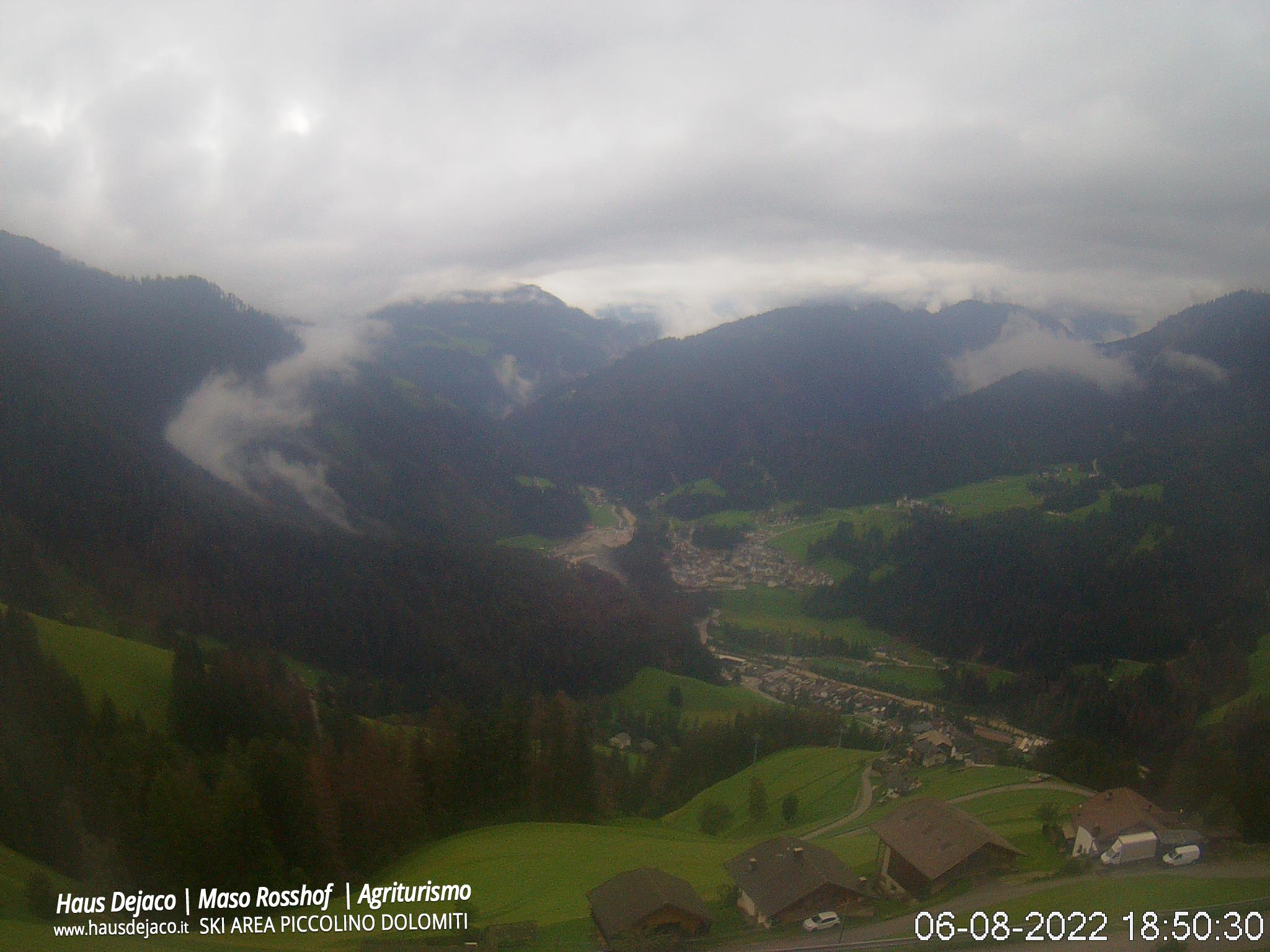 Webcam Gardertal/Val Badia